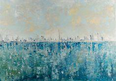Impressionism Oil on canvas Mykhailova Olga 2018 price. Impressionism, Oil On Canvas, Art Gallery, Handmade, Painting, Art Museum, Hand Made, Fine Art Gallery, Painted Canvas