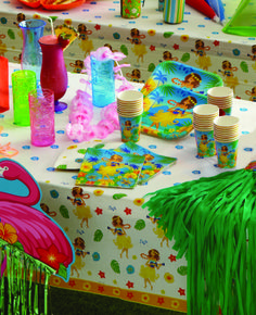 Check Out Dollar Trees NEW Summer Fun Collection Of Tropical Themed And Luau Patterned