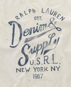 Denim and Supply Ralph Lauren