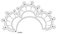 Faça um colar de crochê para dar um toque de feminilidade ao seu look - Moda, Beleza, Estilo, Customizaçao e Receitas - Manequim - Editora Abril