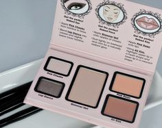 Too Faced The Naked Kit Palette - New Sephora #Beauty Insider Perk! Click through for review and photos!  #makeup
