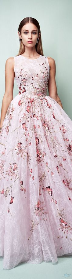 Spring 2017 Ready-to-Wear Georges Hobeika