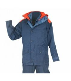 Dutch Cold Weather Parka with Pants