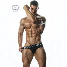 """""""David Lawson by Gilles Crofta """" Perfect Physique, Male Fitness Models, Body Building Men, Muscle Hunks, Shorts With Tights, Muscular Men, Bodybuilding Workouts, Men's Bodybuilding, Bodybuilding Motivation"""