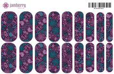 Custom Jamberry nail wraps created in the nail art studio! Email me at amandasjamminnails@gmail.com I place orders every sunday