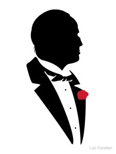 The Godfather Silhouettes The Godfather Poster, The Godfather Wallpaper, Godfather Movie, Black Phone Wallpaper, Star Wars Wallpaper, Cartoon Wallpaper, Minimal Movie Posters, Minimal Poster, Der Pate Poster