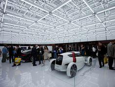 Audi ceiling