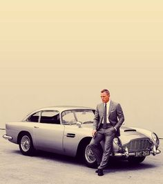 James Bond eat your heart out. Click to learn about the man... #007