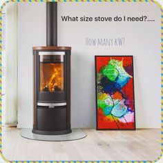 Wood burner sizing guide - help on choosing a multi fuel stove!