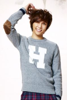 Park Jung Min from Park Jung Min, Heo Young Saeng, Double S, Love Park, Boys Over Flowers, Flower Boys, Korean People, Beautiful Park, Asian Celebrities