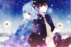 Jack Frost and Human Jack by hisagiku.deviantart.com on @deviantART