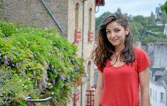 À 19 ans, Carmen Prouteau primée à Miss jeunesse Bretagne