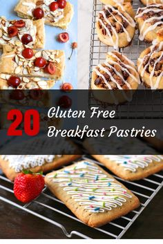 Here are 20 delicious gluten free breakfast pastries that you must try