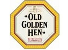 MORLAND GOLDEN HEN - this light golden beer delivers both flavour and refreshment, brewed using the finest pale malts, and the rare Galaxy hop to give a light golden colour, subtle tropical fruit notes and a deliciously smooth finish. Old Golden Hen is perfect for all occasions and best served chilled