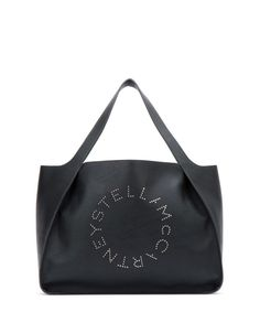 Stella studded logo tote bag Sale - STELLA MCCARTNEY 9562f9627