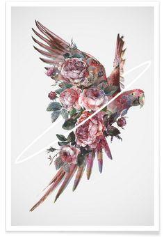 Fly Away - Dániel Taylor - Premium Poster