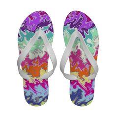 7b5f1f0d421e1 Mix  488 - Colourful Flip Flops Flipping