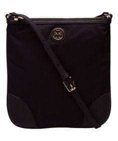 Love this Black Dena Crossbody Bag on #zulily! #zulilyfinds