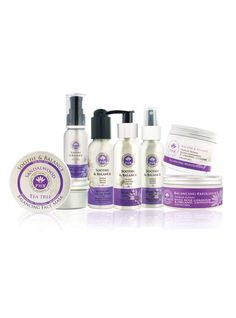 Complete Balancing Skin Care Range from PHB