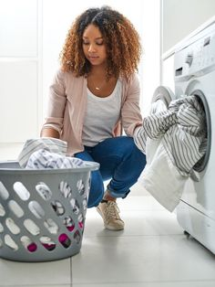Laundry cleaning hack