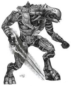 Arbiter from Halo 2 by ~Kamino185 on deviantART