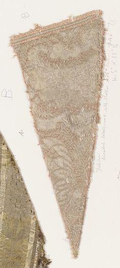 Fragment Date: 16th century Culture: Italian Medium: Silk Accession Number: 2002.494.485