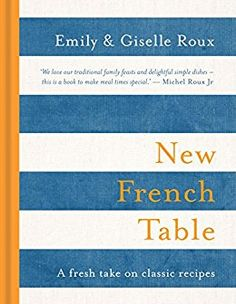 A beautiful new cover for Emily & Giselle's first cookbook, out this September from Mitchell Beazley!