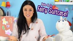 Fairy Suitcase Make & Do! Just Love, Suitcase, Fairy, Videos, Youtube, How To Make, Briefcase, Youtubers, Youtube Movies