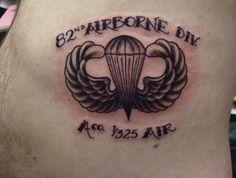 Gone Airborne – Military Tattoos - Military.com