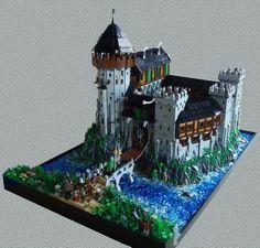 Ebbegard Castle by Kumpel Kante