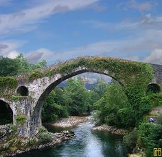 Roman Bridge  © Cosme D. Churruca