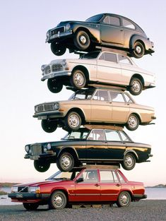 Volvo evolution