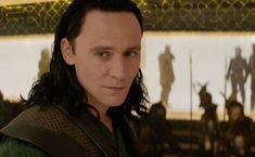 "Tom Hiddleston On The ""Deep Love"" Between Thor and Loki ..."