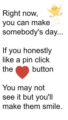This pin is for everyone.  Share the love!