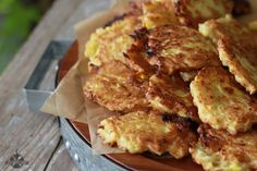 Yellow Squash is a staple in many Southern gardens.  It's usually pretty easy to grow and rather prolific.  That means that there is usually some extra around.  If you've got some extra squash around, you should really try these delicious Squash Fritters.  (Even if you don't have any extra around, you can usually find it …