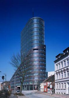 Hamburg/ Harburg: Channel Tower #7womdersofthemanmadeworld