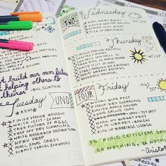 """Daily to-do's = more instant gratification #planwithmechallenge day 4 I do some weekly planning, but I've found daily to-do's make me feel like I'm…"""