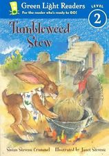 Tumbleweed Stew by Susan Stevens Crummel Paperback Book (English)