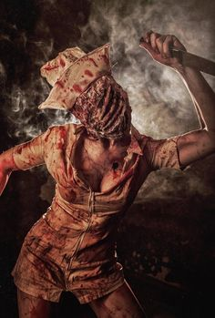 Killer Nurse from Silent Hill