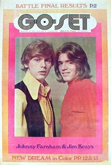 Go-Set covers ~ 1969 John Farnham, Gramophone Record, Set Cover, Concert Posters, I Love Him, Music Artists, Childhood Memories, Singing, How To Look Better