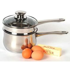 Lehman's - The Double Boiler