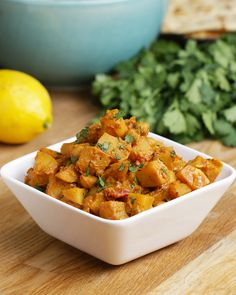 Easy-Peasy Potato Curry Recipe by Tasty