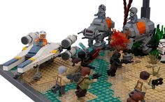 MOC-IDSMO-R3_Scarif_07-Bearbeitet | Here is my entry for rou… | Flickr