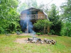Cabin vacation rental in Cleveland, GA, USA from VRBO.com! #vacation #rental #travel #vrbo