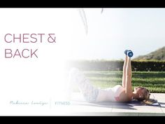 NEW! Chest & Back! — Rebecca-Louise