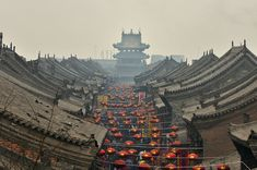 Pingyao Ancient City, Shanxi, China _HXT0106 by ohmytrip, via Flickr