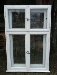Altes Antikes Fenster Holzfenster Fensterrahmen