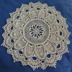 Beautiful Crochet Vintage Doily by BettyBoopCrochet on Etsy