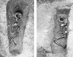Fundet af kvinderne fra Juellinge. Kvinden fra Juellinge blev fundet i 1908 i forbindelse med et byggeri af en jernbane, den såkaldte roebane ved Vesterborg. Men det var ikke den eneste kvindegrav, der kom for dagen i Juellinge. I alt blev fire jordfæstegrave fra den ældre romerske jernalder fundet, indeholdende tre kvinder og en pige. Efter jernbanearbejdernes opdagelse blev fundet indberettet til Nationalmuseet, der efterfølgende igangsatte en arkæologisk undersøgelse, hvor fundene blev…