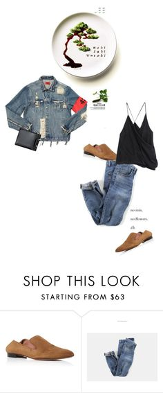 """""""postcard from far away"""" by dear-inge on Polyvore featuring AMIRI, Bally, ssongbyssong and Haider Ackermann"""